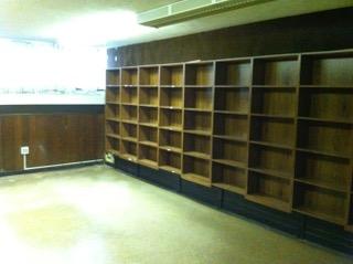 10 Library empty 133
