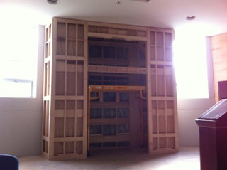 3 Ark framed 8339