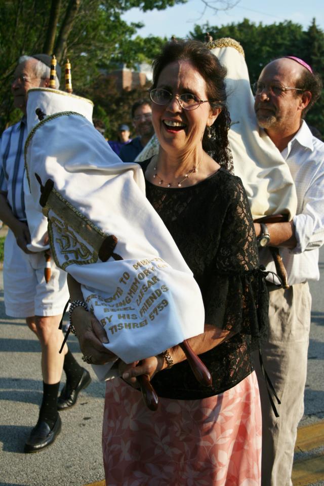 Arianna-with-Torah